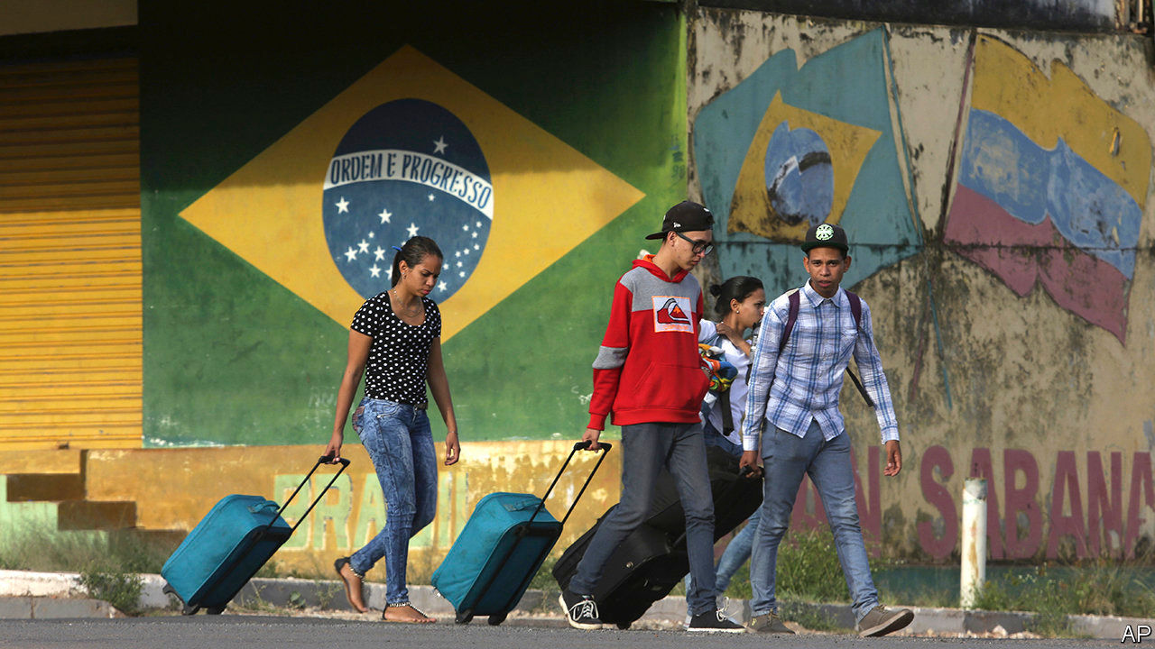 Peru Search Date 2018 09 18 Produk Ukm Free Ongkir Northline Ransel Active Pacaraima Is A Speck Of Town In The Brazilian Amazon On Border With Venezuela Recently It Has Been Entry Point For Tens Thousands
