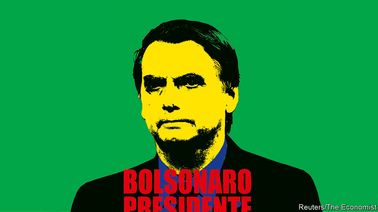 Jair Bolsonaro, Latin America's latest menace