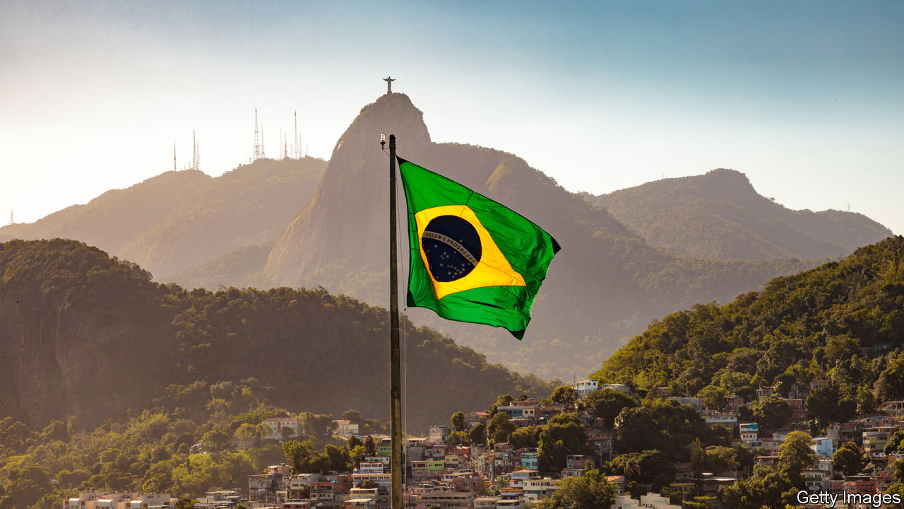 Brazil is shaping up for a unique kind of financial crisis