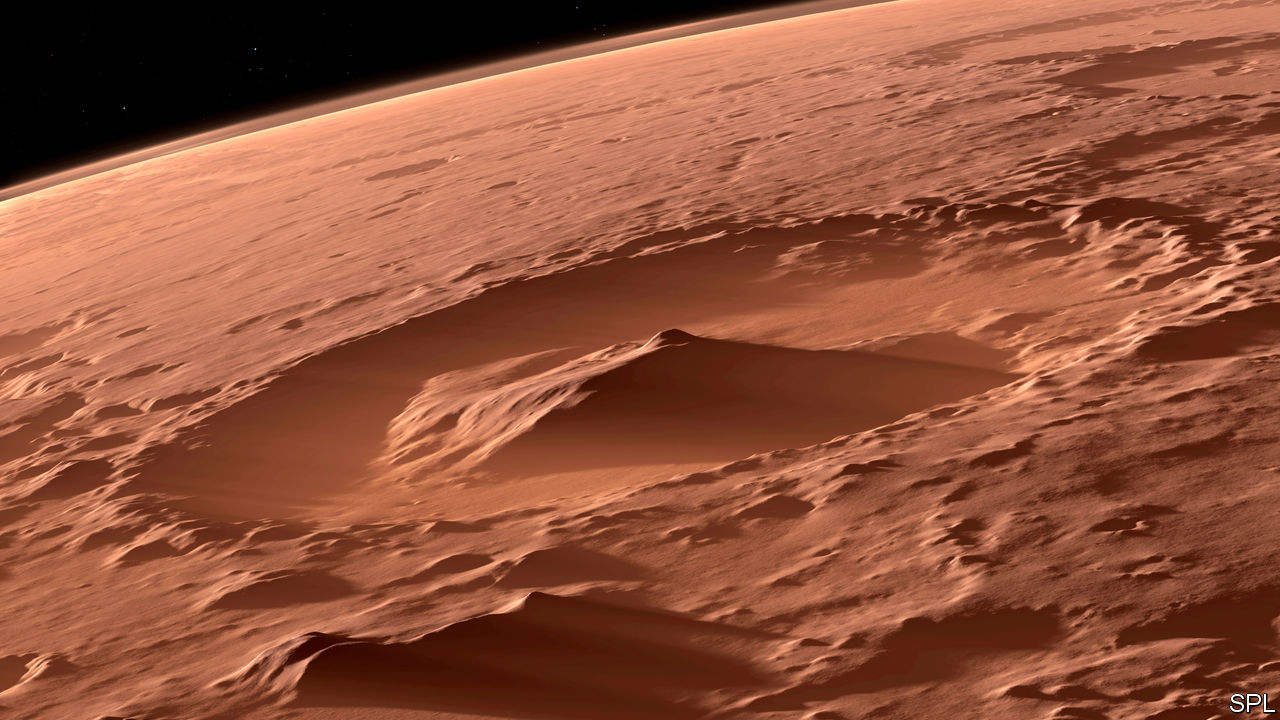 New results suggest there is no methane on Mars