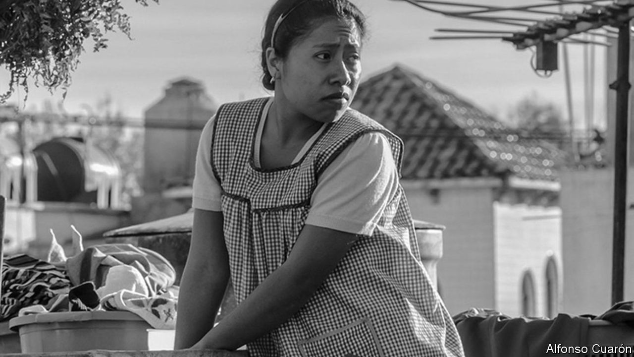"""Roma Film: """"Roma"""" Reflects On Mexico's Past, And Its Present"""