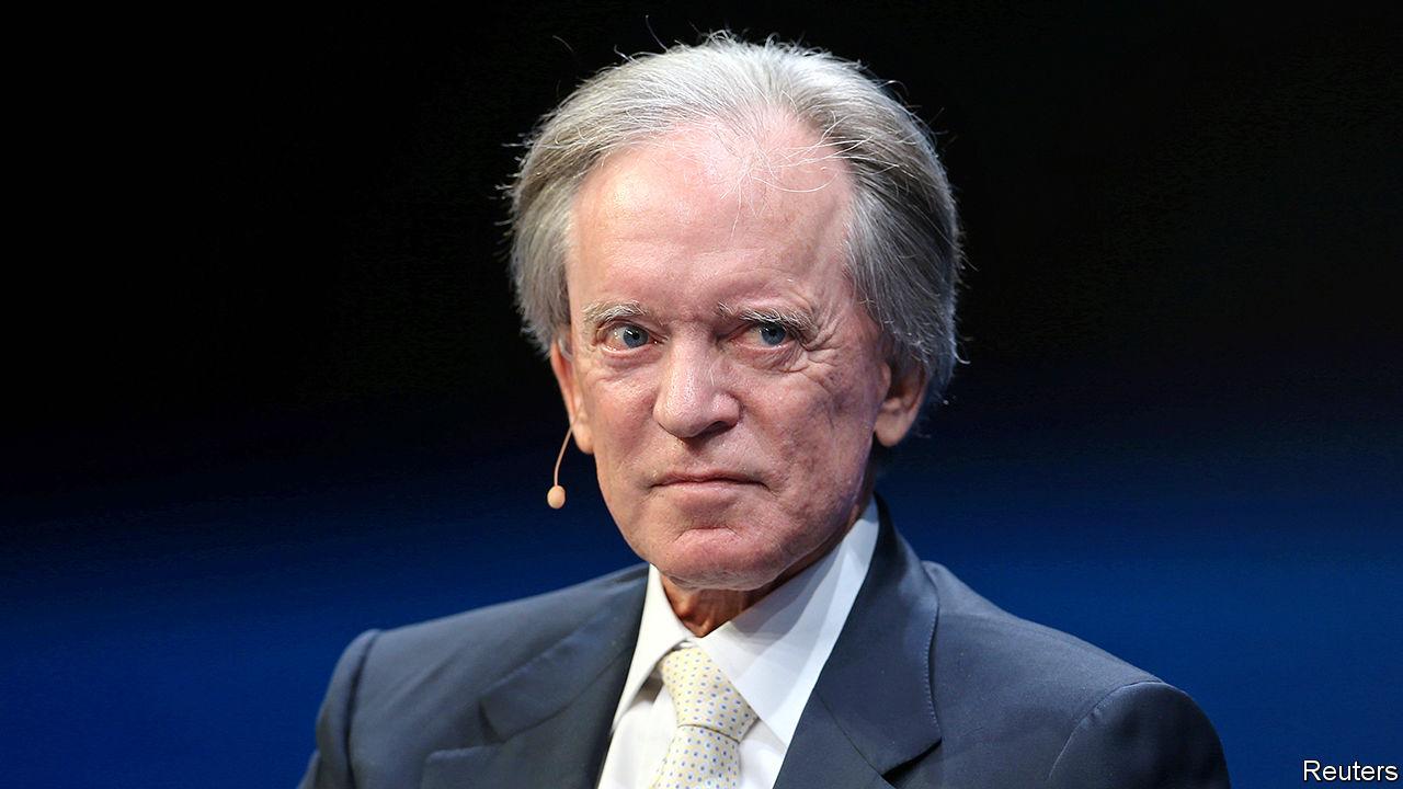 Bill Gross, the king of the bond market, abdicates