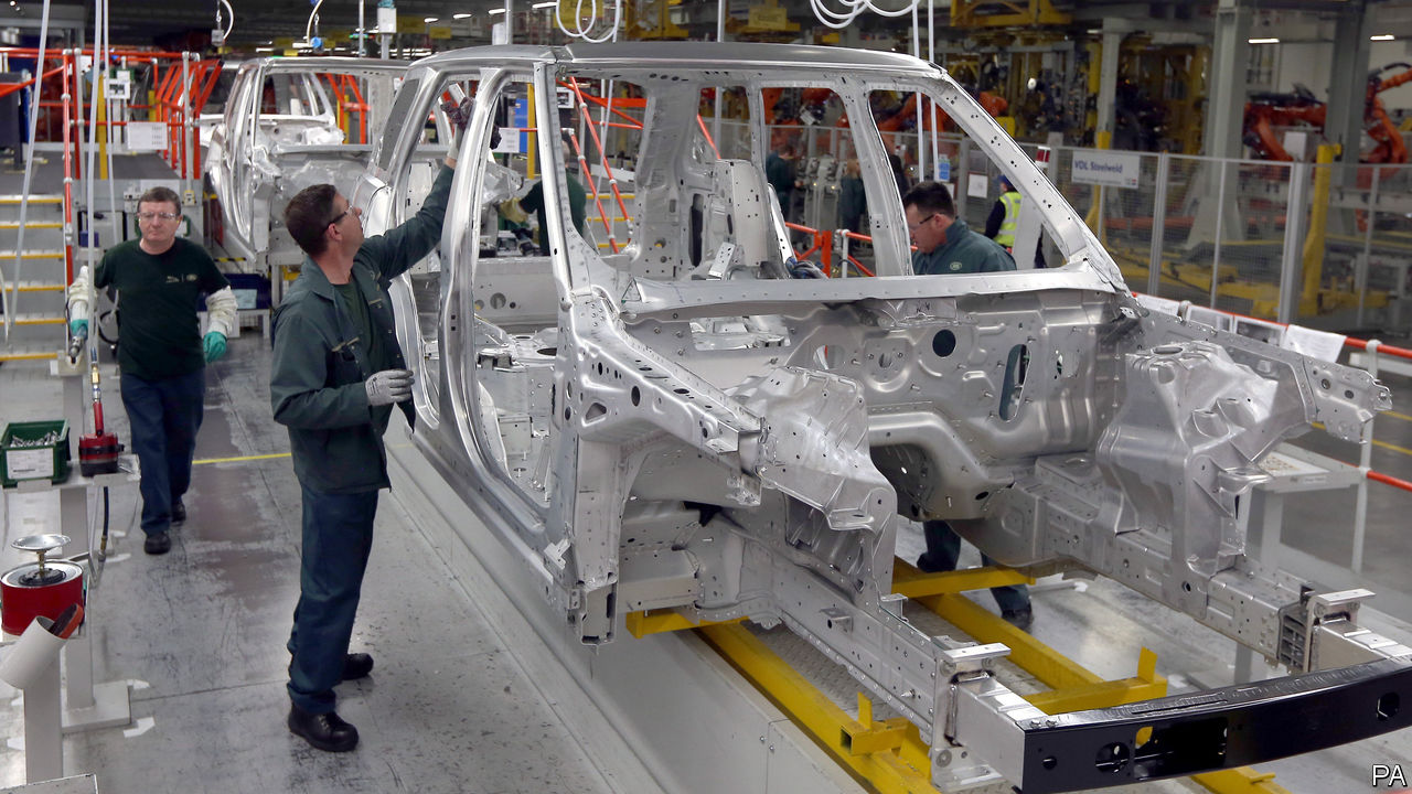 Jaguar Land Rover is in a hole mostly of its own making