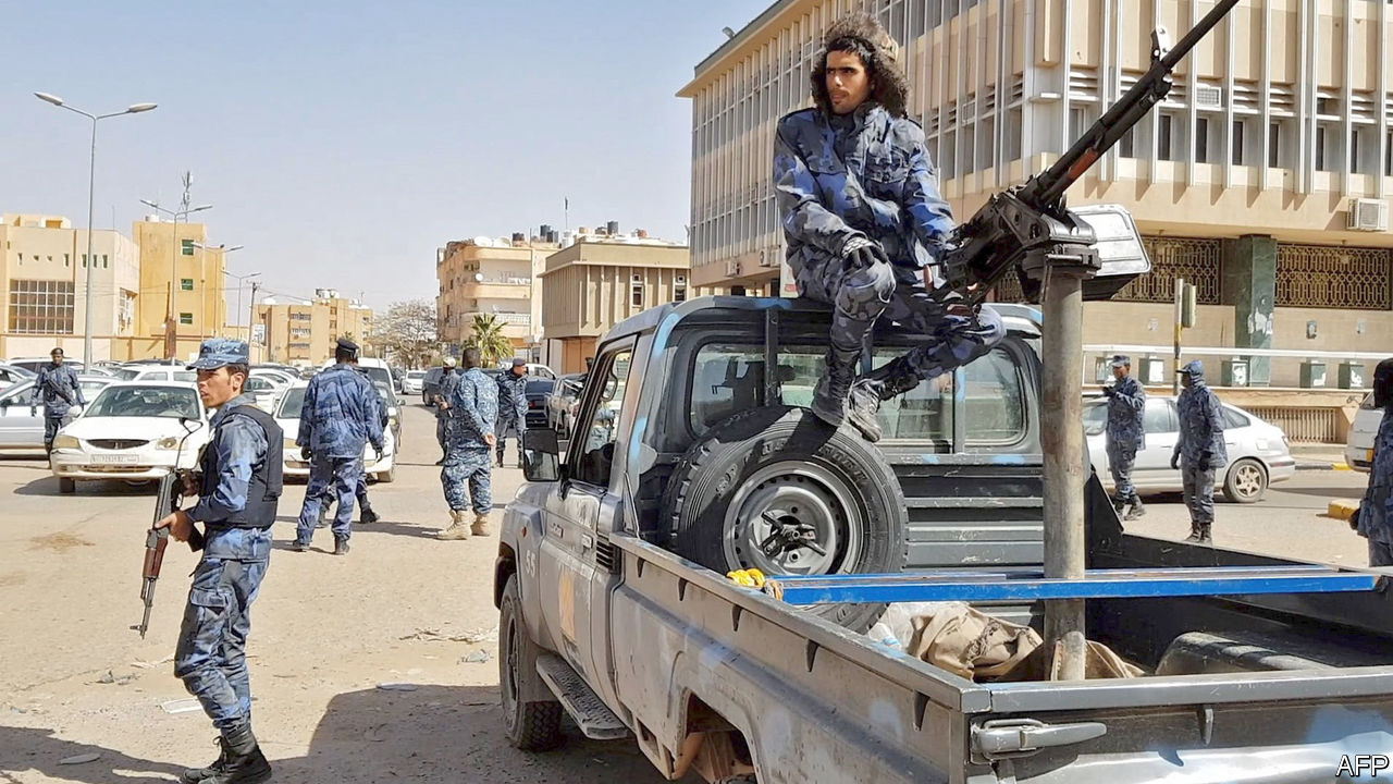 The battle for Libya's southern frontier