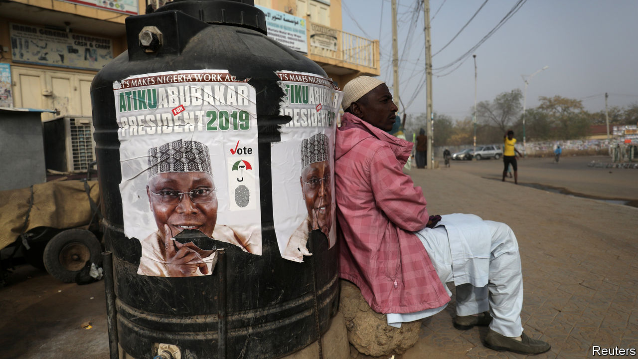 Nigeria postpones its general election - Democracy delayed