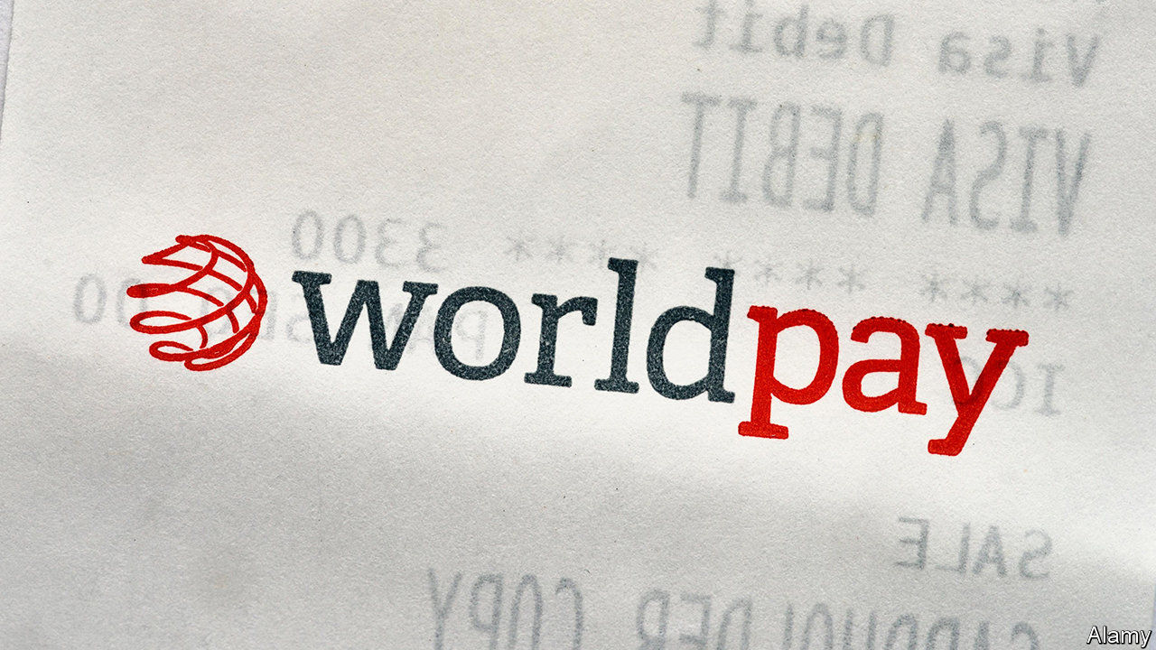 FIS and Worldpay agree on a $43bn merger
