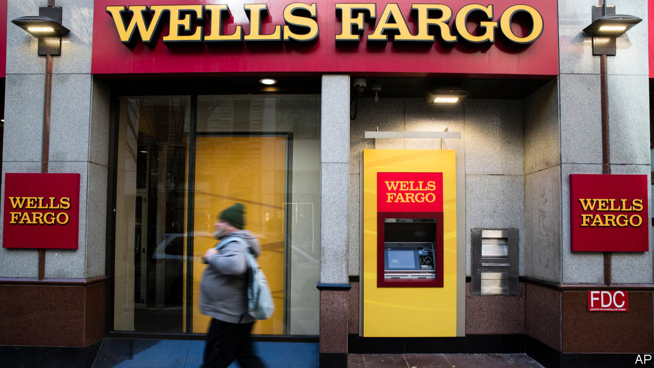 Wells Fargo takes a pasting, from Congress and a regulator