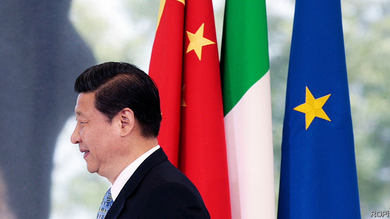 Italy's plan to join China's Belt and Road Initiative ruffles feathers