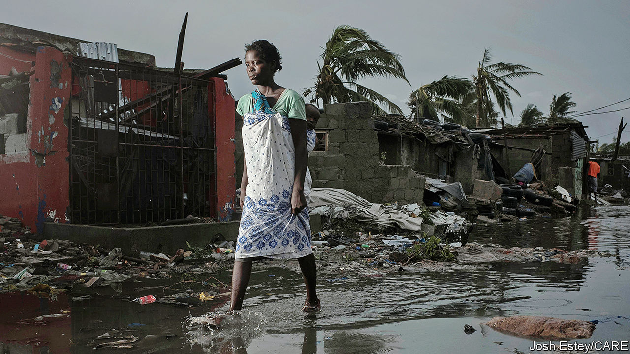 Tropical Cyclone Idai may have killed more than 1,000 in Mozambique