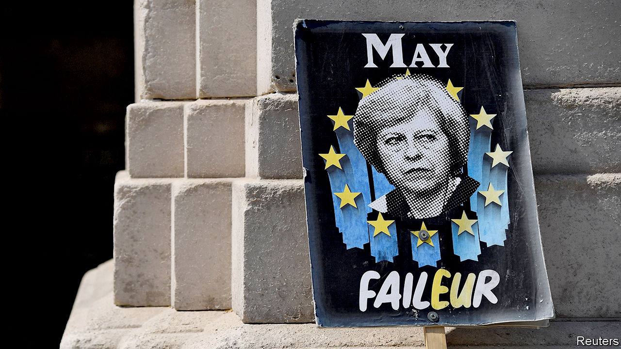Another British prime minister is destroyed by the Europe question