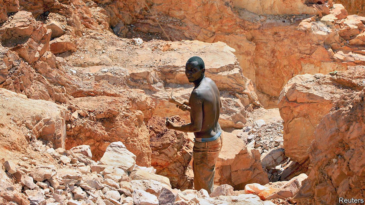 How can Uganda export so much more gold than it mines?