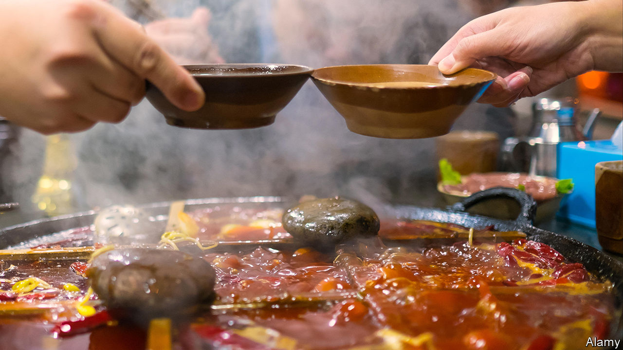 Two cities tussle over who makes the tastiest Sichuan hotpot