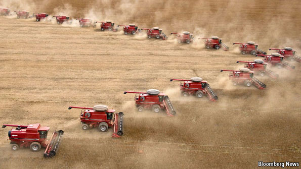 How to feed the world | The Economist