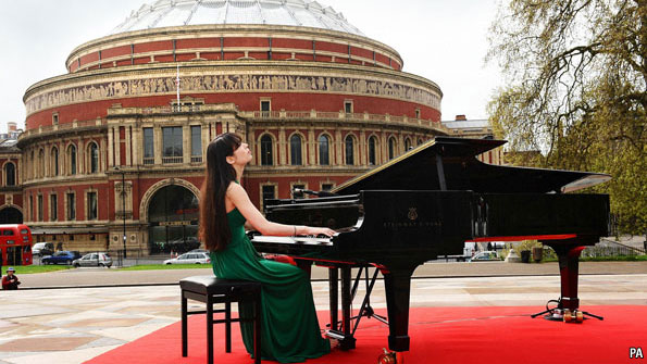 Going For Grieg Piano At The Proms
