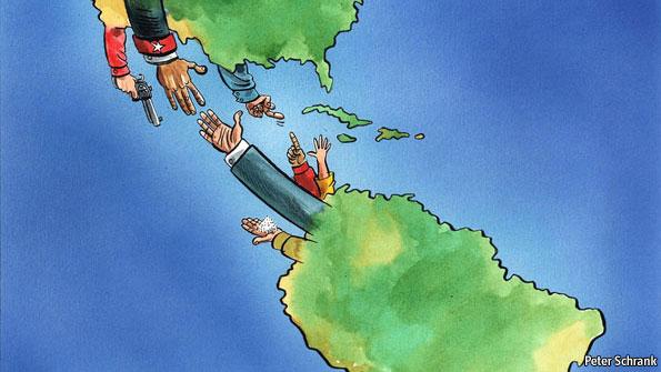 us latin american trade relationship