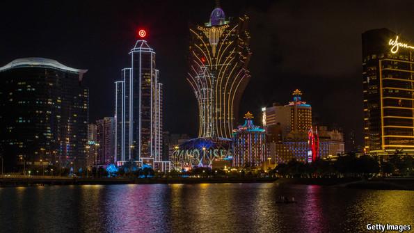 Macau gambling economist