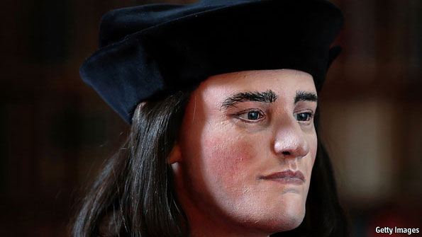 Online Mba No Gmat >> Richard III | The Economist