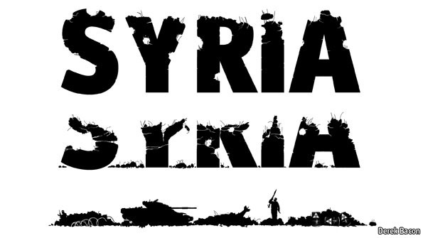 The Death Of A Country Syria