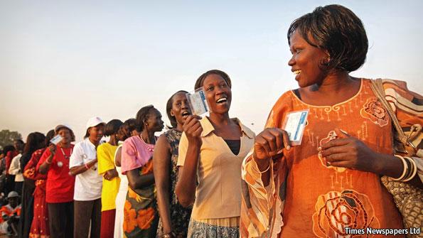 Special Report: Africa Rising