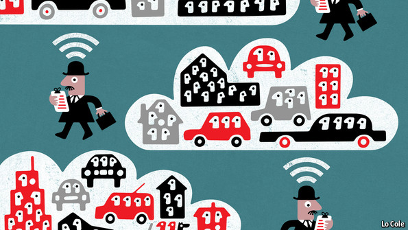 All eyes on the sharing economy