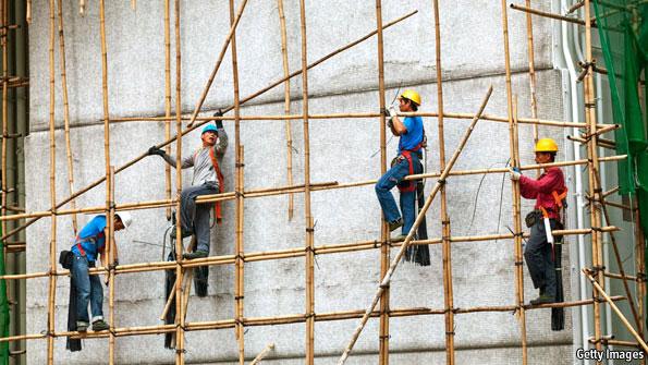 Under Construction Biomedical Scaffolding