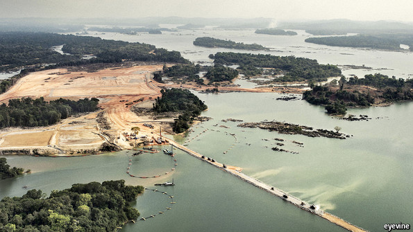 The Rights And Wrongs Of Belo Monte Dams In The Amazon