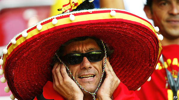 Hats Off The Rise Of Spanish