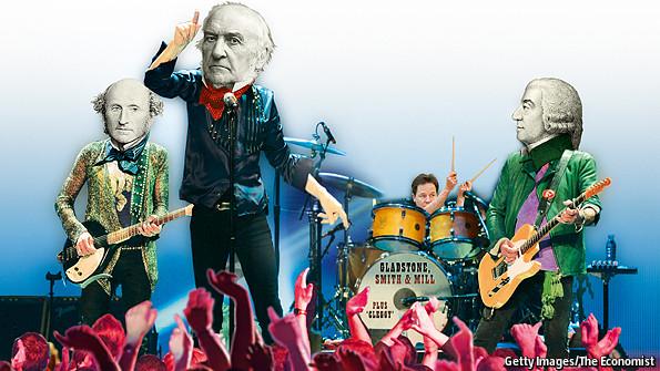 The strange rebirth of liberal England
