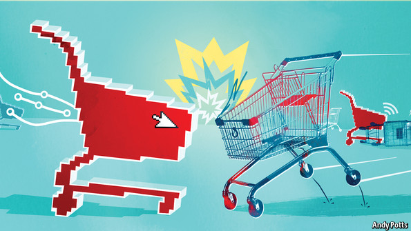 online shopping versus traditional brick and mortar shopping Bricks and mortar retailing principles still apply to online stores for someone with a retail background, i find it a turn off if i walk into a store that has grubby carpet, dusty shelves, messy stock and tired displays.