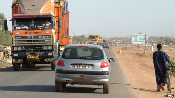 Driving to an early grave - Road deaths