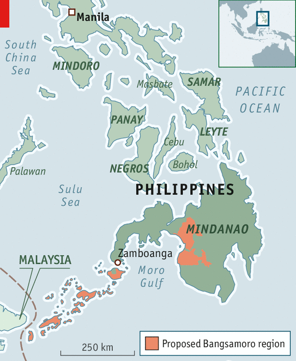 A Fragile Peace A Peace Agreement In Mindanao