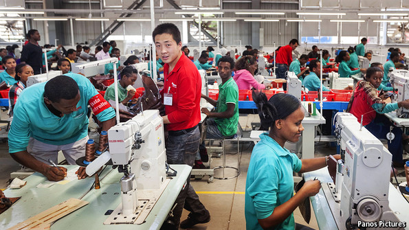 An Awakening Giant Manufacturing In Africa