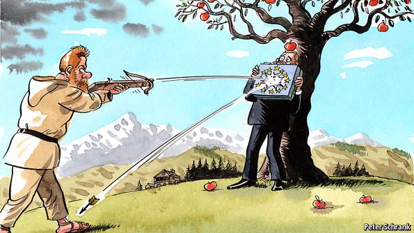 Switzerland's crossbow