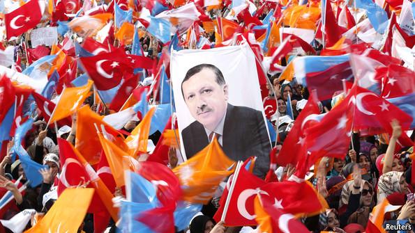 The battle for Turkey's future