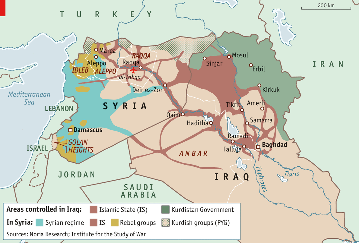 Worksheet. The next war against global jihadism  Confronting Islamic State