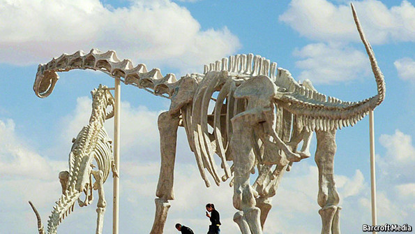 This Is Giraffatitan Brancai Formerly Classified As Brachiosaurus One Of The Largest Dinosaurs Ever Known Possibly Reaching 85 Feet In Total