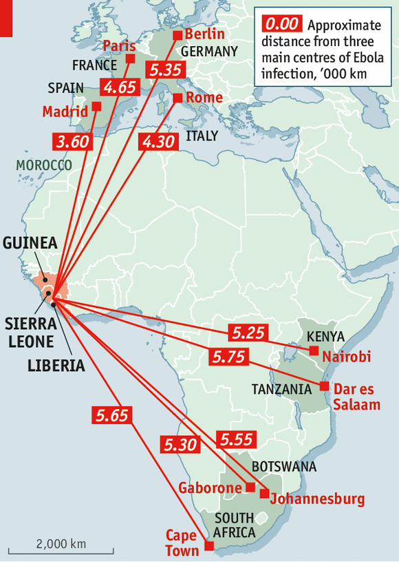 Is It Safe To Travel To Tanzania Ebola