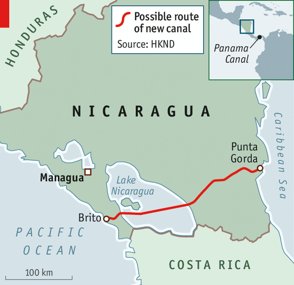 Digging For Truth Nicaraguas Canal