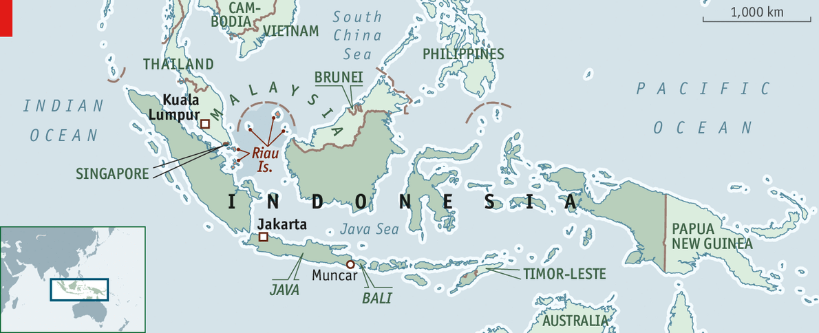 with over 13000 islands indonesia is by far the worlds biggest archipelagic state a nation shaped as much by the seas around it as by its land
