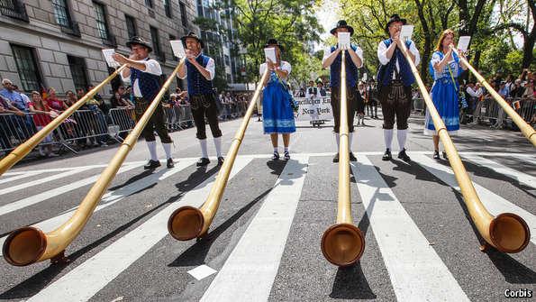 german americansthe silent minority