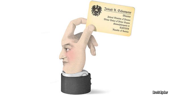 On the cards schumpeter print edition business reheart Choice Image