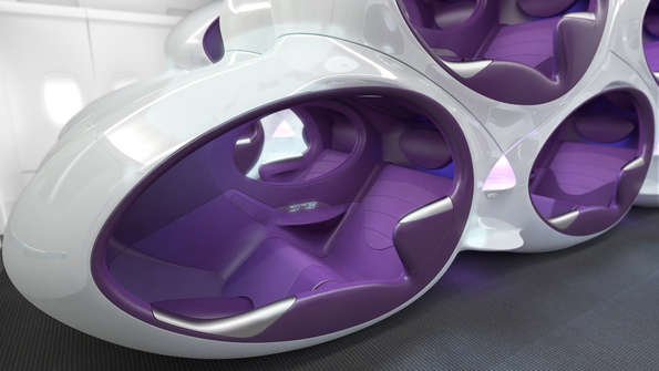 Flying Into The Future Airline Interiors