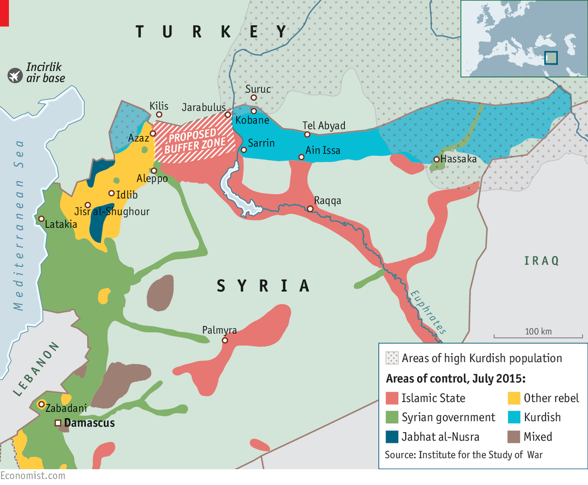 Awkward Allies Turkey America And The Kurds - Current us allies map