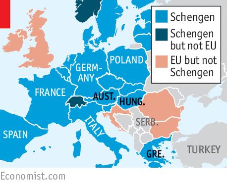 Shooting Schengen Europes Migrant Crisis