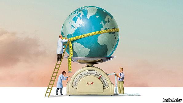 How to measure prosperity - The 21st-century economy