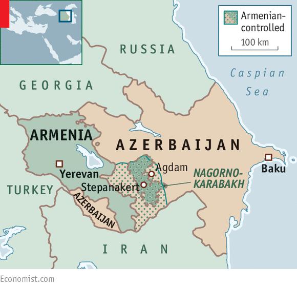 Baku To The Future Azerbaijan - Where is baku