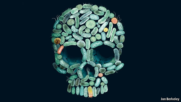 We are running out of effective antibiotics fast