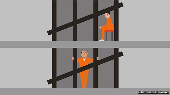Prison breakthrough