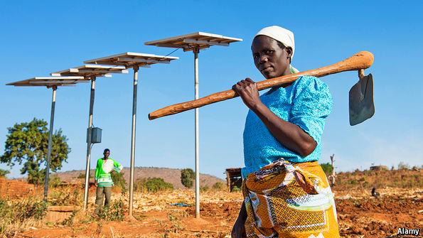 Africa Unplugged Off Grid Solar Power