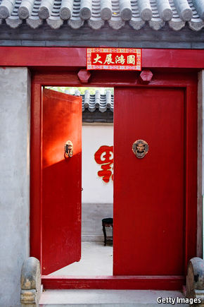 Print edition | Business & Airbnb belatedly knocks on the door in China - A long way from home